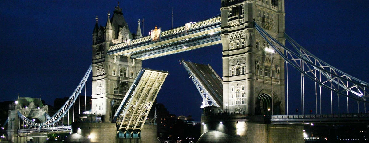 Christmas parties by the river Thames