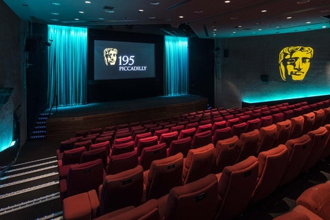 Cinemas and screening rooms