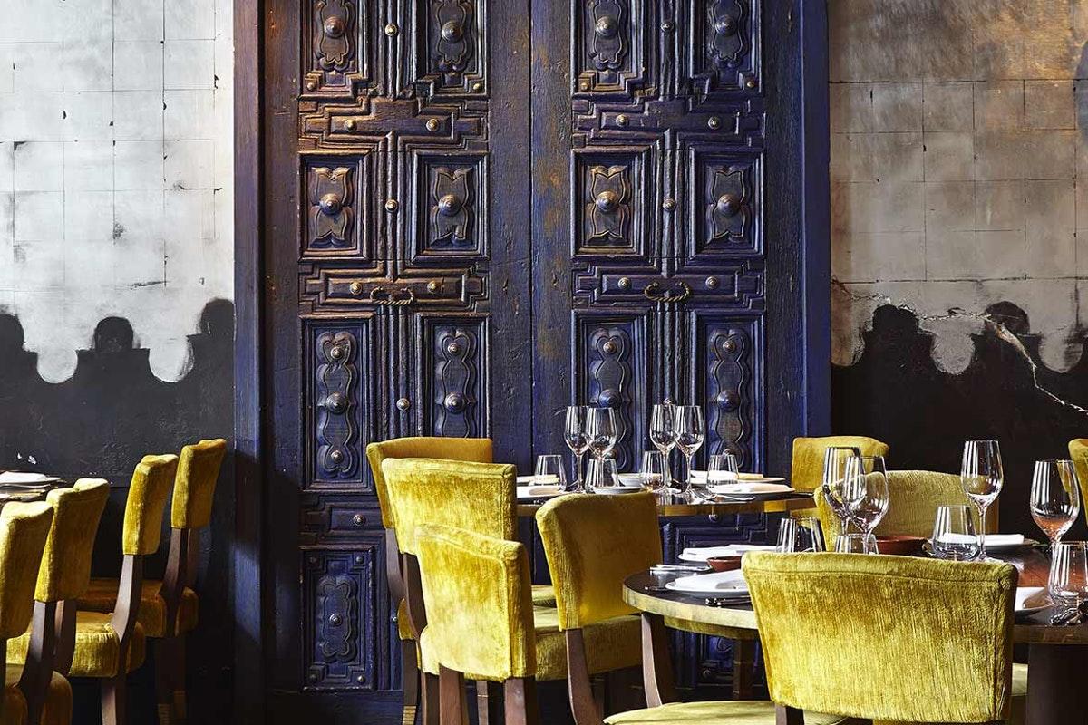 Cool restaurants in London