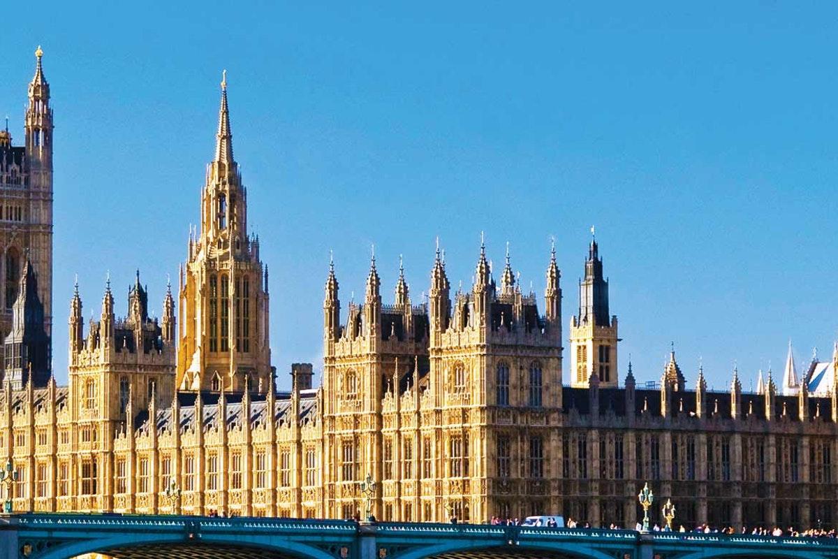 Iconic London buildings