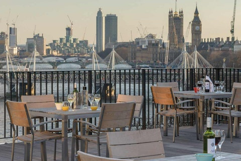 London venues with outside event space