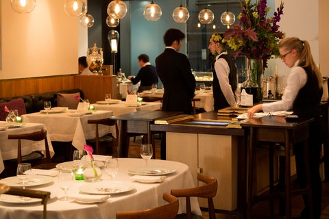 London's Hot 100 Restaurants