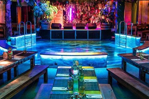 Nightclub venues