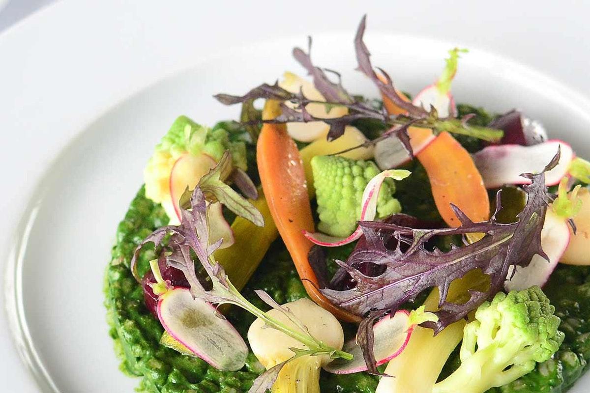Vegetarian-friendly restaurants in London