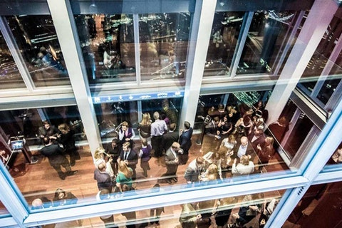 The best venues with a view in London