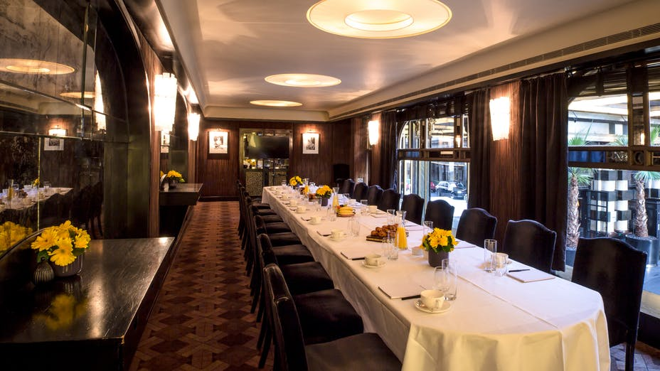 Savoy Grill at The Savoy