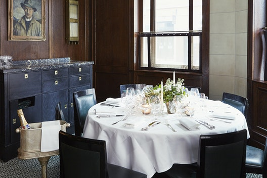 Private Dining Room - partitioned (smaller)