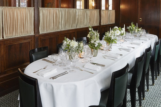 Private Dining Room - partitioned