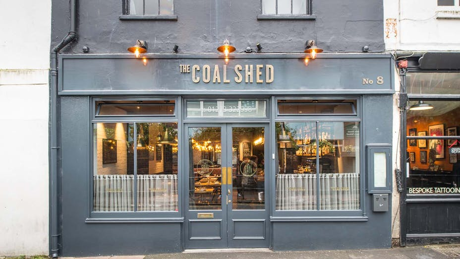 The Coal Shed, Brighton
