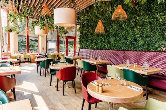Semi Private Restaurant