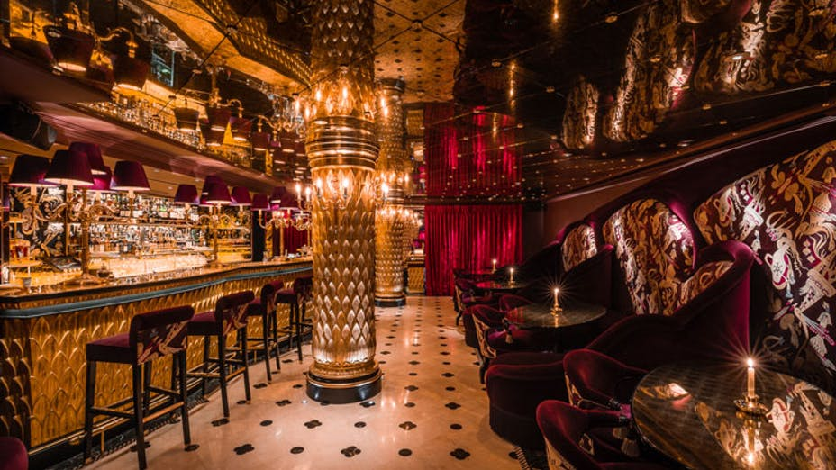 Private dining at Park Chinois