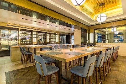 The Kitchen Bar (semi-private)
