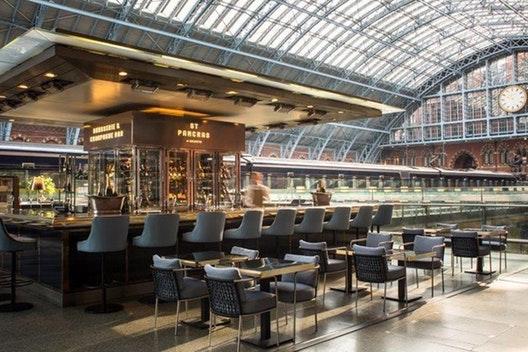 The Champagne Lounge (semi-private)
