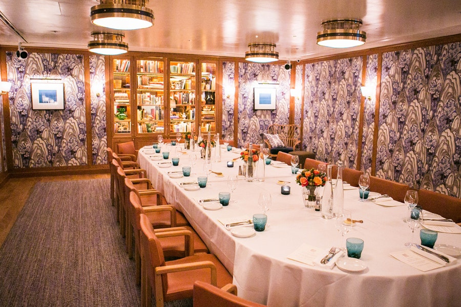 Aquavit Group Private Dining Rooms In London Private Group Dining