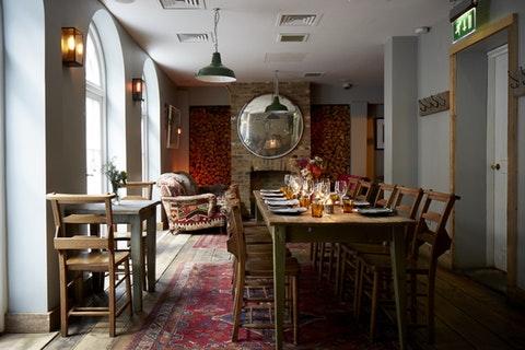 The Cambridge Street Kitchen