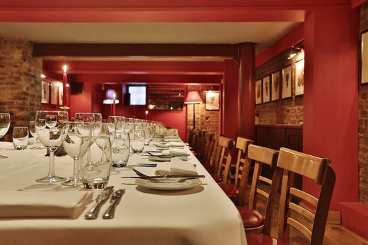 The Wine Cellar Room