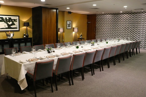 Private Dining at Opus