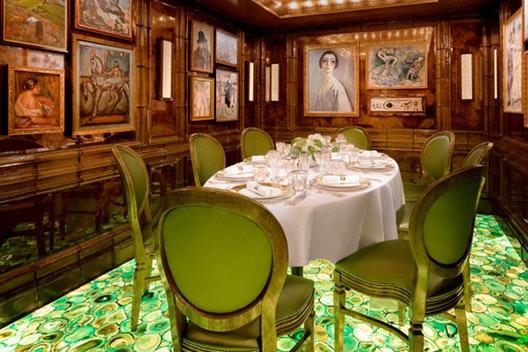 The Platinum Arowana Room