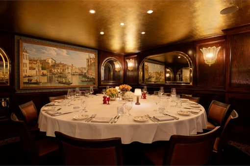 Harry's Dolce Vita – The Canaletto Room