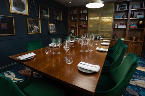 Private Dining at Wood Chester