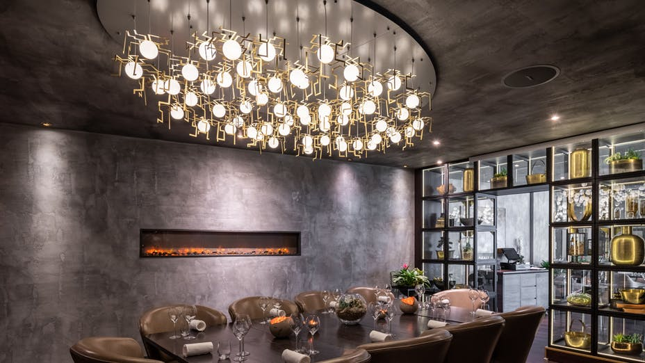 Private Dining at Opheem