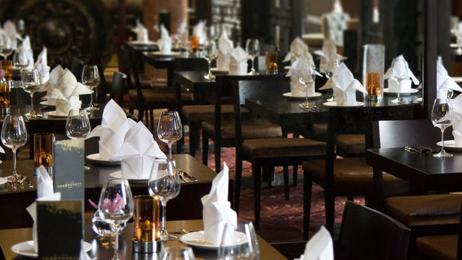 Private Dining at Chaophraya