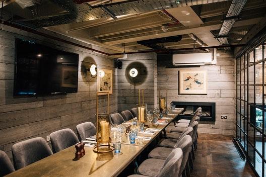 The Private Dining
