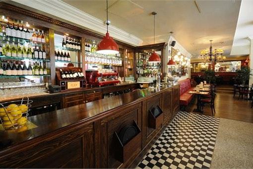 Café Rouge Kingsway