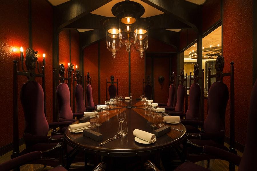 Dinner by Heston Blumenthal at Mandarin Oriental