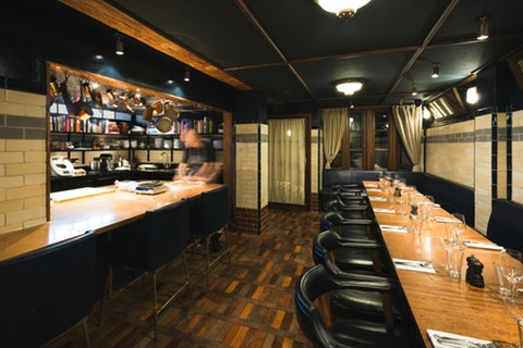 Hawksmoor Borough Cooks Room