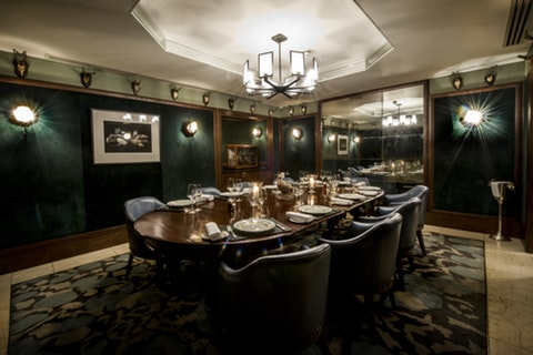 Private Dining Rooms for Less than 10