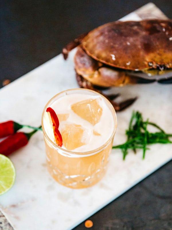 Seashore Crabfest Cocktail