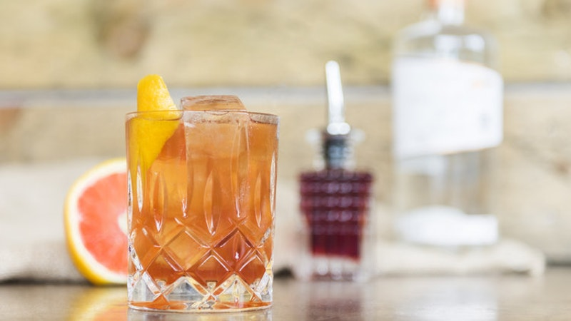The English Negroni