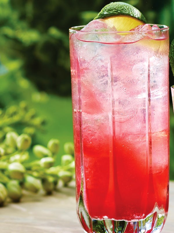 Raspberry Rickey