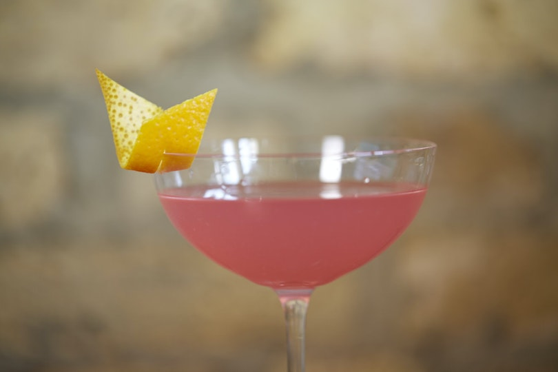 Drink And Cocktail Recipe For Cosmopolitan