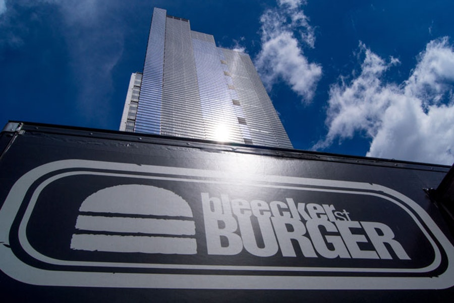 Bleecker Burger Spitalfields