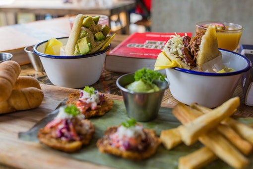 Arepa & Co Haggerston