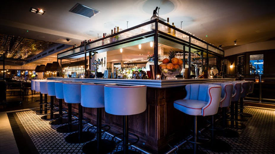 The Pearson Room (Bar)