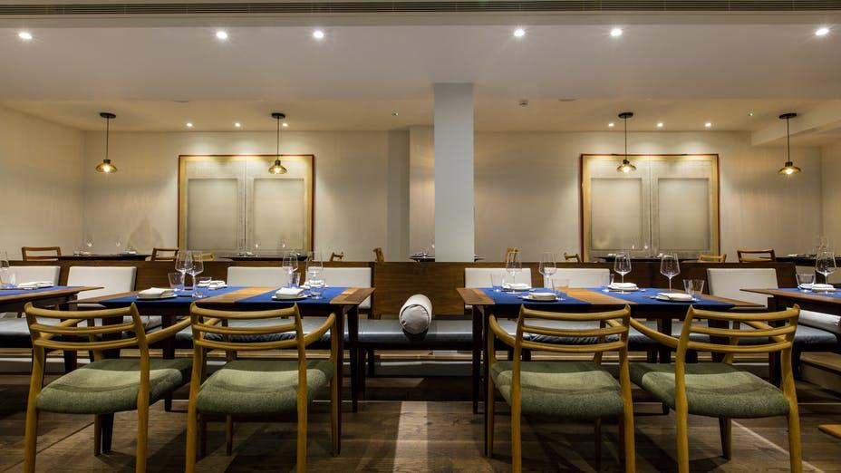 Flat Three Restaurant