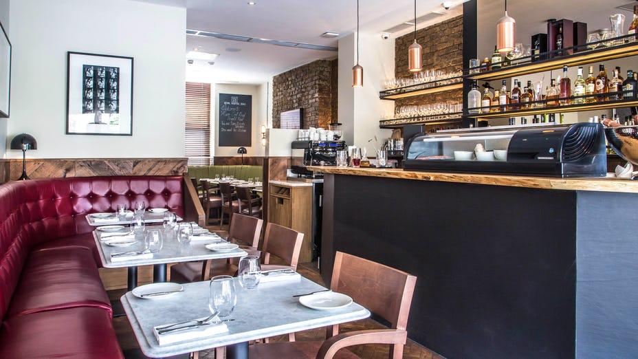 Gordon Ramsay Bar & Grill – Chelsea