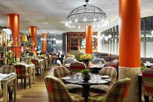 Refuel at The Soho Hotel