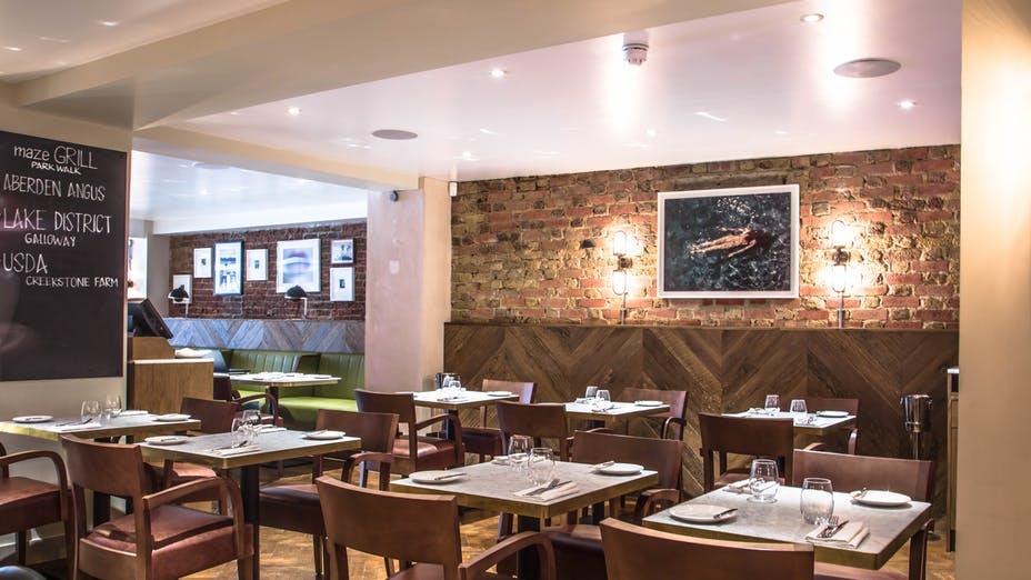 Gordon Ramsay Bar & Grill – Park Walk