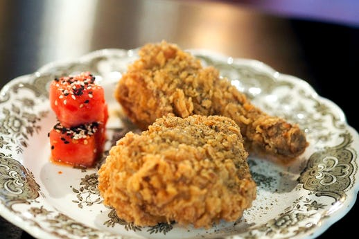 Chick 'n' Sours Haggerston