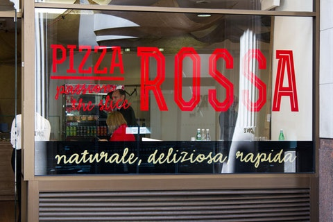 Pizza Rossa Leadenhall Market