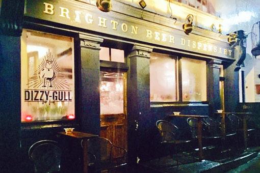 Dizzy Gull at Brighton Beer Dispensary
