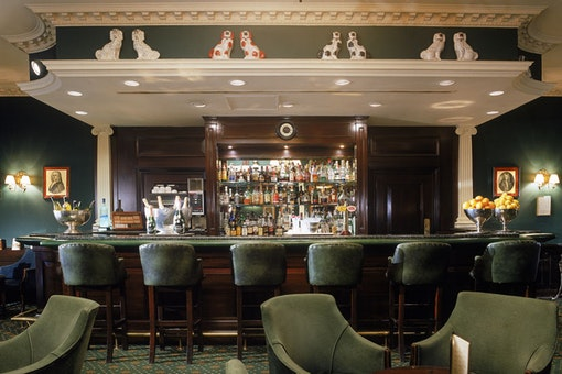 Terrace Bar at The Chesterfield Mayfair
