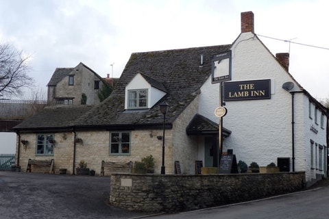 The Lamb Inn at Crawley