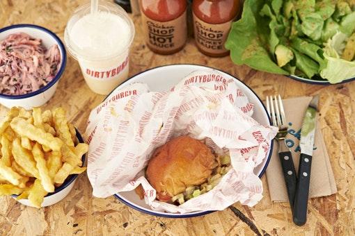 Chicken Shop & Dirty Burger Balham