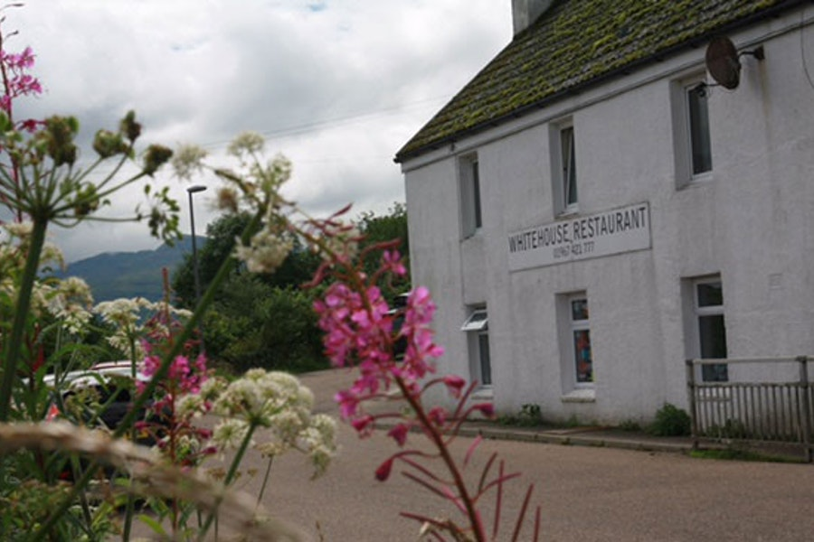 The Whitehouse Restaurant Lochaline