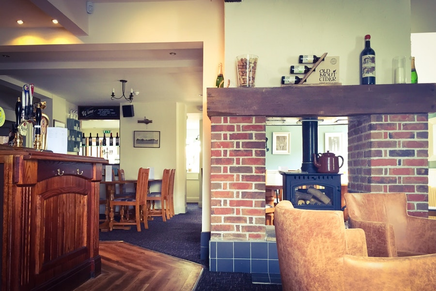 The Kitchen at The Cross Keys